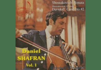Daniel Shafran - Shafran Vol.1  - (CD)