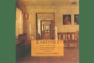 The Ussr Symphony Orchestra, Evgeny/sruss Svetlanov - Sinfonien 1 & 2/+ [CD]