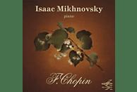 Isaac Iosiphovich Mikhnovsky - Chopin Recital [CD]
