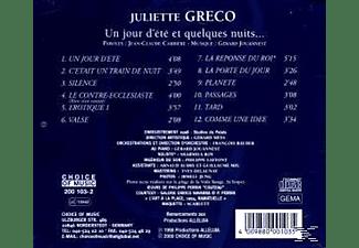 Greco Juliette - SUN  - (CD)