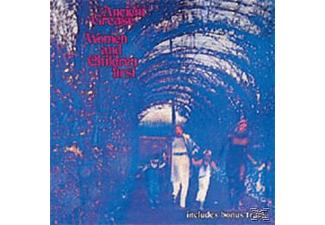 Ancient Grease - Women And Children First  - (CD)