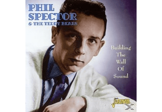 Phil & The Teddy Bears Spector - Building The Wall Of Sound  - (CD)