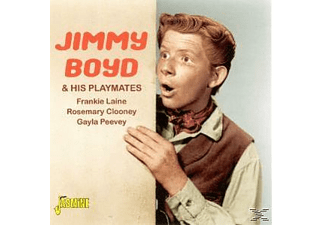 Jimmy Boyd - And His Playmates  - (CD)