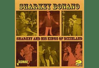 Sharkey Bonano - Sharkey & His Kings Of Dixieland  - (CD)