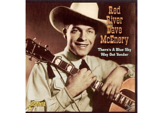 Red River Dave Mcenery - There's A Blue Sky Way Out Yonder  - (CD)