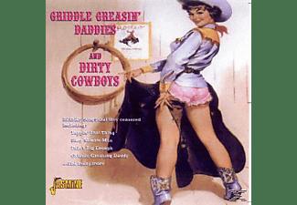 VARIOUS - Griddle Greasin' Daddies & Dirty Cowboys  - (CD)