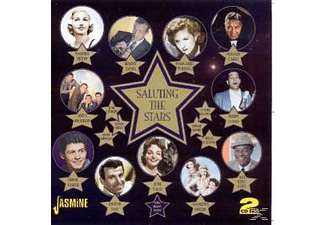 VARIOUS - Saluting The Stars  - (CD)