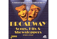 VARIOUS - Broadway Songs,Hits & Showstoppers [CD]
