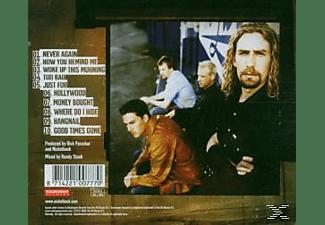 Nickelback - Silver Side Up  - (CD)