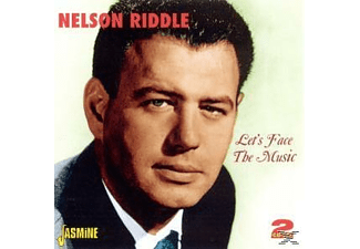 Nelson Riddle - Let's Face The Music  - (CD)