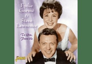 Steve Lawrence, Lawrence,Steve/Gorme,Eydie - To You,From Us  - (CD)