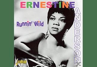 Ernestine Anderson - Runnin' Wild  - (CD)