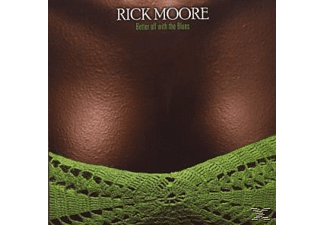 Rick Moore - Better Off With The Blues  - (CD)