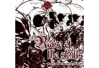 VARIOUS - Raise Of The SkullsCompiled By Shadai And TDR  - (CD)