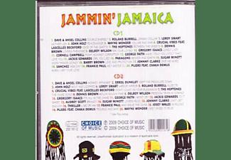 VARIOUS - Jammin Jamaica  - (CD)