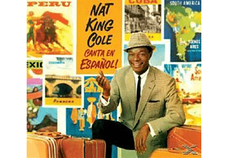 Nat King Cole - Canta En Espanol  - (CD)