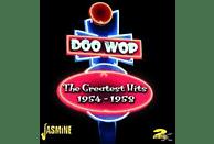 VARIOUS - Doowop-The Greatest Hits 1954-1958 [CD]
