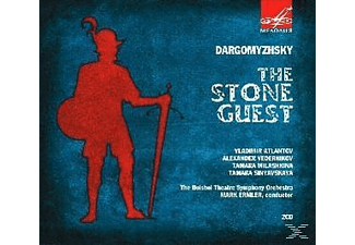 VARIOUS - The Stone Guest - (CD)