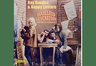 Ray & Nappy Lamare Bauduc - DIXIELAND GENERATION  - (CD)