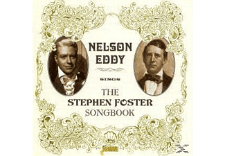 Nelson Eddy - Sings The Stephen Foster Song Book  - (CD)