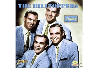 The Hilltoppers - TRYING  - (CD)