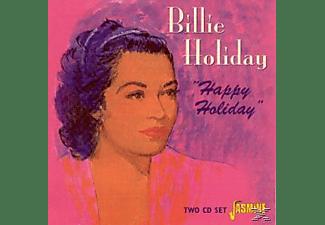 Billie Holiday - HAPPY HOLIDAY  - (CD)