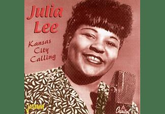 Julia Lee - KANSAS CITY CALLING  - (CD)