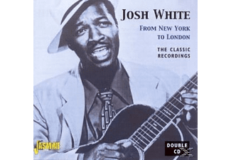 Josh White - FROM NEW YORK TO LONDON - THE CLASSIC RECORDINGS  - (CD)