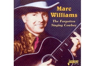 Marc Williams - FORGOTTEN SINGING COWBOY  - (CD)