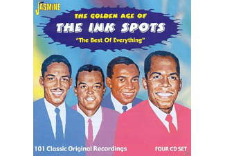 The Ink Spots - The Golden Age - The Best Of Everything  - (CD)
