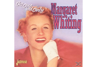 Margaret Whiting - ONE AND ONLY  - (CD)