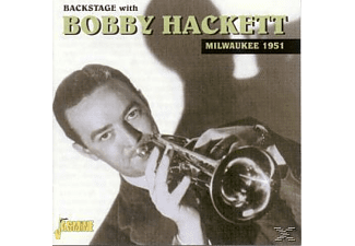 Bobby Hackett - Backstage With Bobby Hack  - (CD)