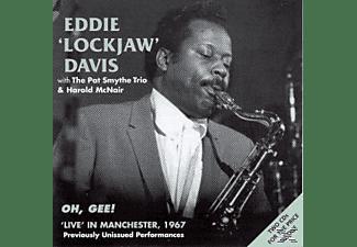 """Eddie """"lockjaw"""" Davis - LIVE MANCHESTER 1967  - (CD)"""