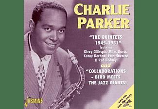 Charlie Parker - QUINTETS 1945-1951  - (CD)