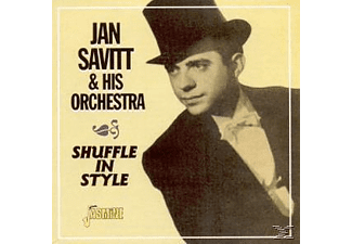 Jan & His Orchestra Savitt - Shuffle In Style  - (CD)