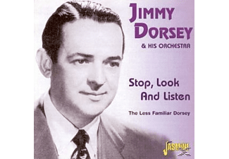 Jimmy Dorsey - Stop,Look And Listen  - (CD)