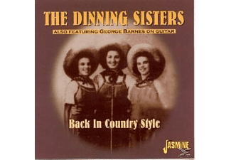 The Dinning Sisters - BACK IN COUNTRY STYLE  - (CD)