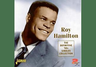 Roy Hamilton - DEFINITIVE 50 S SINGLES COLLECTION  - (CD)