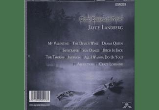 Erik Jayce Landberg - Good Sleepless Night  - (CD)