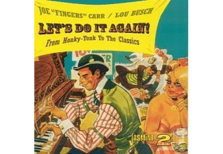 Joe 'fingers' Carr - LET'S DO IT AGAIN -..  - (CD)