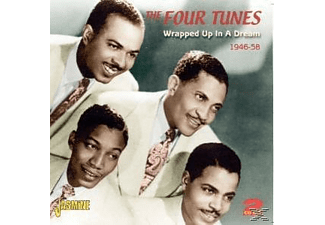 The Four Tunes - WRAPPED UP IN A DREAM..  - (CD)