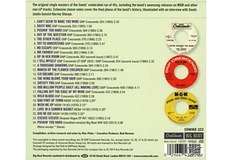 The Seeds - Singles A's & B's 1965-1970  - (CD)