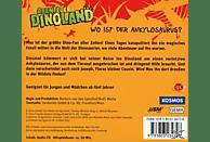 Abenteuer Dinoland - Abenteuer Dinoland 03: Wo ist der Ankylosaurus? - (CD)