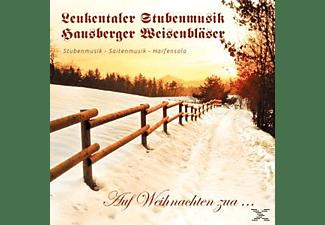 Leukentaler Saitenmusik & Sänger - Weihnacht  - (CD)