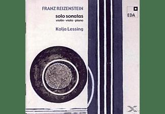 Kolja Lessing - Solosonaten  - (CD)