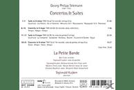 S./La Petite Bande/+ Kuijken - Concertos & Suites [CD]