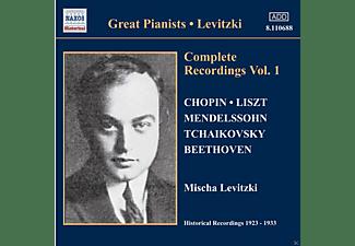 Mischa Levitzki - Complete Recordings Vol.1  - (CD)