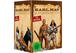 Karl May Klassikeredition [DVD]