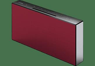 SONY Kompaktanlage CMT-X3CD, rot