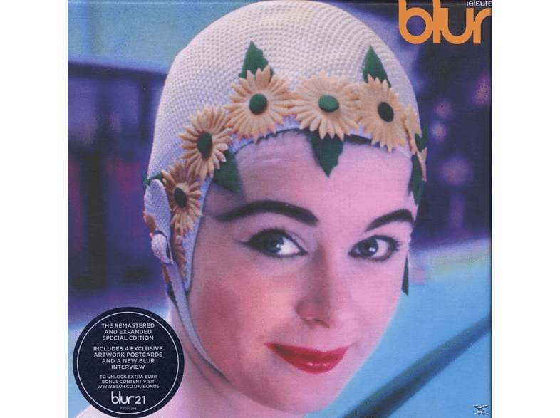 Blur - Leisure (Special Edition) [CD]